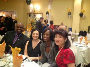Annual Gala of the Foundation of Black Youth Community 2014-02-02