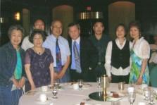 Carol supported Joe Li's Fundraising Dinner - June 2010