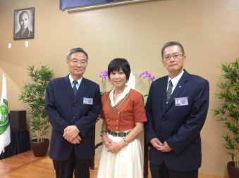 Meet with the Leaders of 慈濟人文中文學校