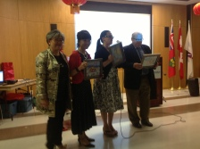 Chinese Moon Festival Celebration at the Town Hall of Vaughn
