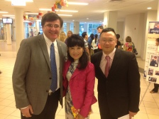 Chinese Moon Festival Celebration in Richmond Hill